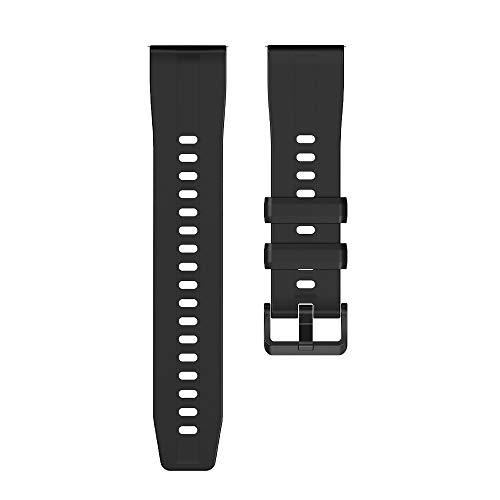Blackview X1 Smartwatch Correa, 22mm (Negro)