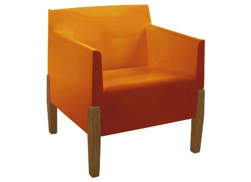 Schlösser Kubrick Sessel orange