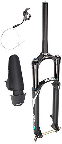 Suntour Unisex - Bicicleta Adulto SR SF19 AXON34 Werx Boost RLRC, Color Negro, Talla única