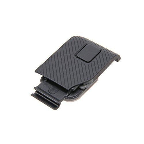 ウェアラブルカメラ用アクセサリ 交換用サイドドア GoPro HERO 5/6/7 Black対応 HDMIカバー 代替品