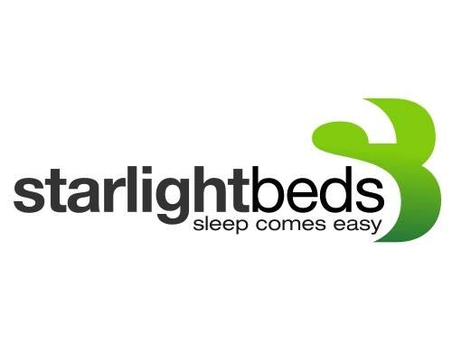 Starlight Beds – Single Mattress. 7.5 Inch Deep Sprung Single Memory Foam Mattress Finished with a Luxurious Soft Cool Touch Top Panel (3ft x 6ft3)