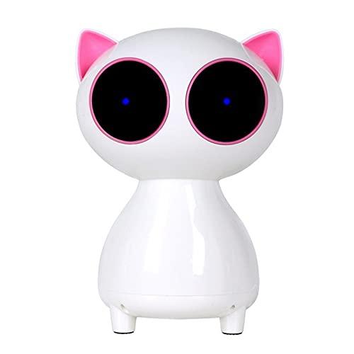 Crazyfly Altavoz inalámbrico Bluetooth del poder del USB de los animales lindos, mini subwoofer estéreo portátil para el altavoz al aire libre del teléfono