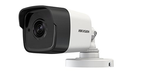 Hikvision 5MP 4-in-1 Turbo HD Analog IR IP67 Rated (Outdoor/Indoor Use) Mini-Bullet Camera DS-2CE16H0T-ITF with 2.8mm Fixed Lens (up to 5MP HD-TVI & AHD/ 4MP CVI)