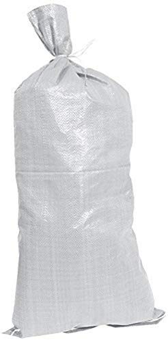 Silverline 868732 - Sacos para arena, 10 pzas (750 x 330 mm)