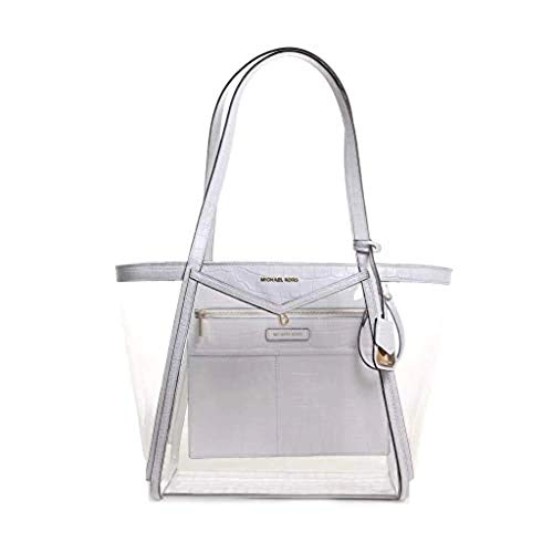 MICHAEL Michael Kors Whitney Large Tote Optic White One Size