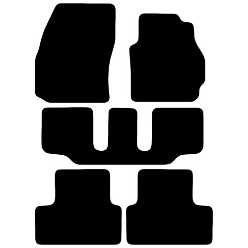 Carsio CARP-CUT-1154 Alfombrillas a Medida para Maz-da 5 (5 Piezas) 2005-2011 – 5 Piezas