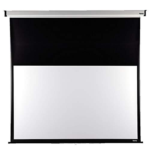 Hama Rollo-Projektionswand, 240 x 175 cm, 16:9