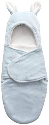HJTLK Baby Nest für Neugeborene und Babys,Baby Quilt,Vier Jahreszeiten verdickter Schlafsack für Babys,Wickeln Anti-Kick Quilt,Baby Blank