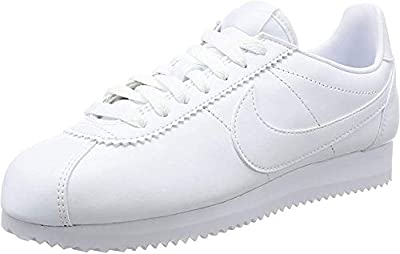 Nike Women's Classic Cortez Leather Low-Top Sneakers