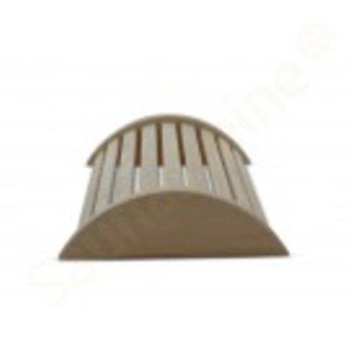 Sauna-Venenstütze Espe