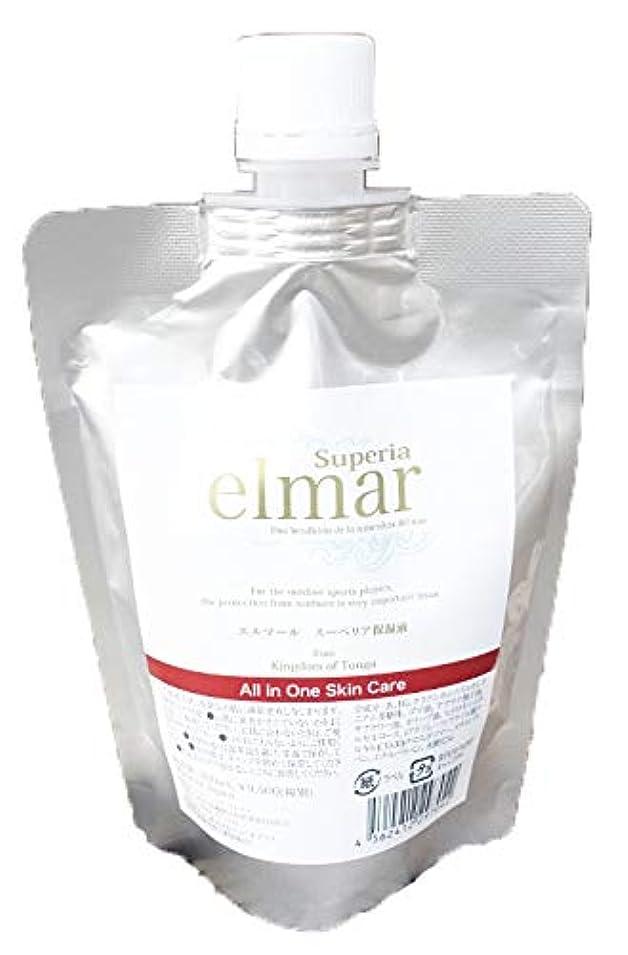 対称コメンテータータフSuperia elmar(スーペリア エルマール) 詰め替え用 200ml スキンケア 多機能保湿液