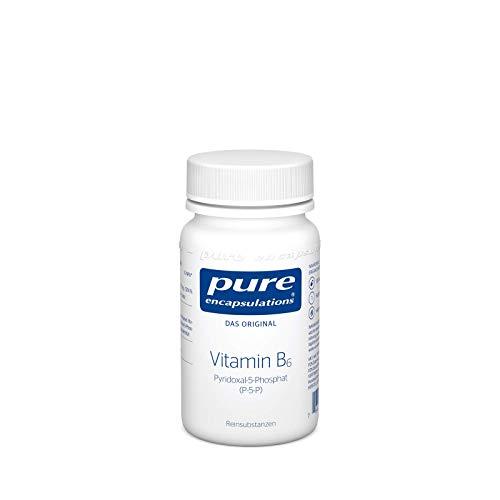 Pure Vitamin B6 (Pyridoxal-5-phosphat) 180 Kapseln