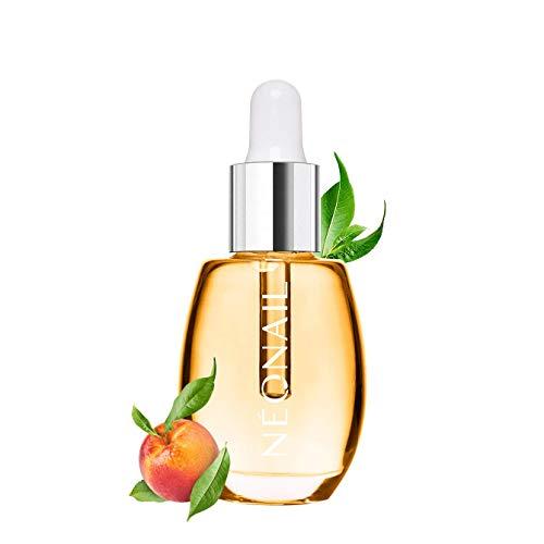 NeoNail Nagelhautöl 15 ml mit Pipette Nail Premium Hautöl verschiedene Dufte Nagelöl Pflege Nagelhautpflege (Nagelöl mit Pipette 15ml - Pfirsich) die beste Qualität Effizient Effektiv