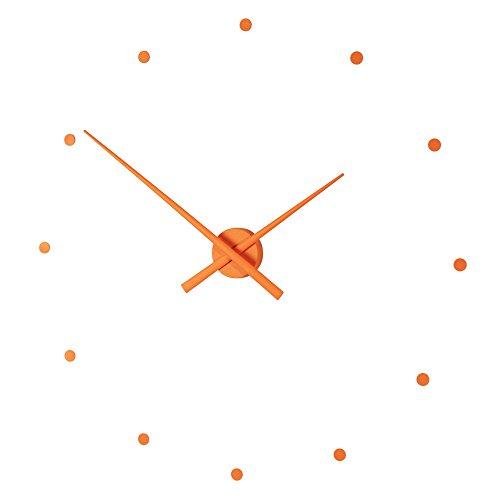 NOMON Horloge Murale OJ Citrouille 80 CM Design Moderne