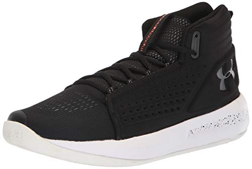Under Armour Herren Torch Basketballschuhe, Schwarz (Black 3020620-001), 43 EU
