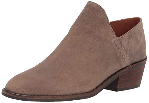 Lucky Brand womens Fausst Ankle Boot, Fossilized, 8.5 US