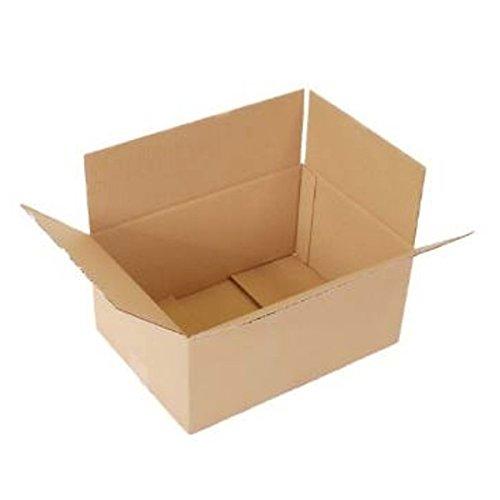 60サイズ ダンボール箱 25×20×14【60サイズ】 (10枚)
