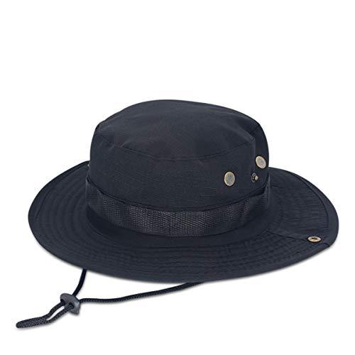 DORRISO Sombrero de Sol Hombres Mujer Gorra de Sol Anti-UV...