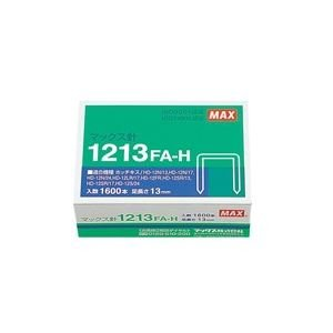 (業務用10セット)マックス ホッチキス針 1213FA-H MS91173 1600本 ×10セット