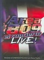 Area 809 El Concierto Live