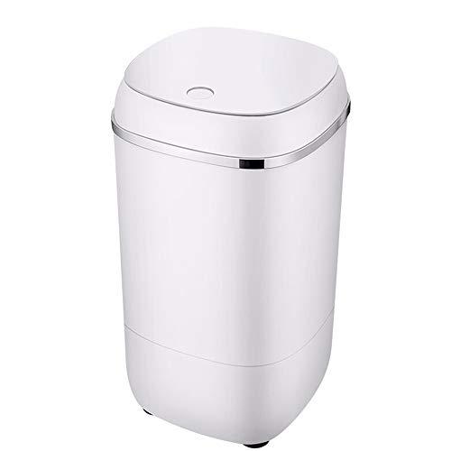 OCYE Mini Lavatrice Portatile da 10 libbre Scaricatore a gravità Compatto Rondella di filatura, Ideale per dormitorio, Appartamento, Camper, Campeggio