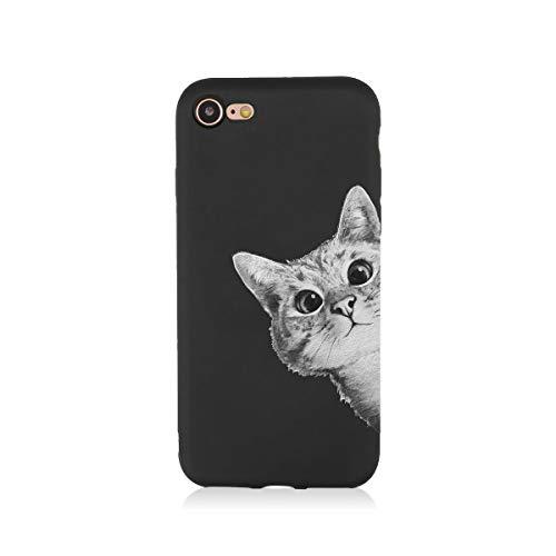 iPhone 7 Case, Shockproof, Scratch Resistant, Case, iphone 8 4.7 ', Art, Flower, Fashion, Case(cat 7005)