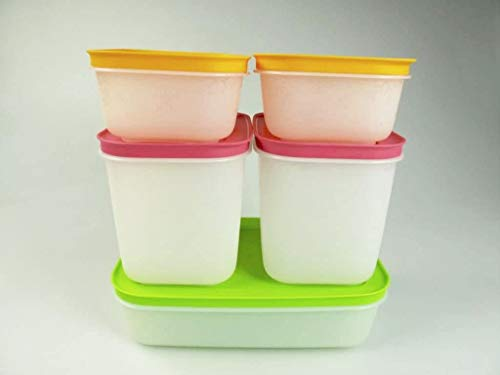 Tupperware Gefrier-Behälter 1,1L (2)...