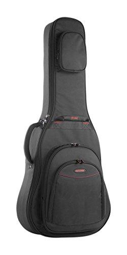 Access Stage 3Hard Bag–Chitarra western (Dreadnaught)–Custodia con tecnologia innovativa per chitarra