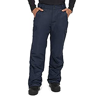 Arctix Men's Snow Sports Cargo Pants, Blue Night, Large (36-38W * 32L) (B071ZRS58H) | Amazon price tracker / tracking, Amazon price history charts, Amazon price watches, Amazon price drop alerts