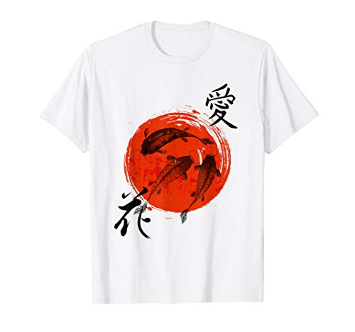 Koi Fish T Shirts