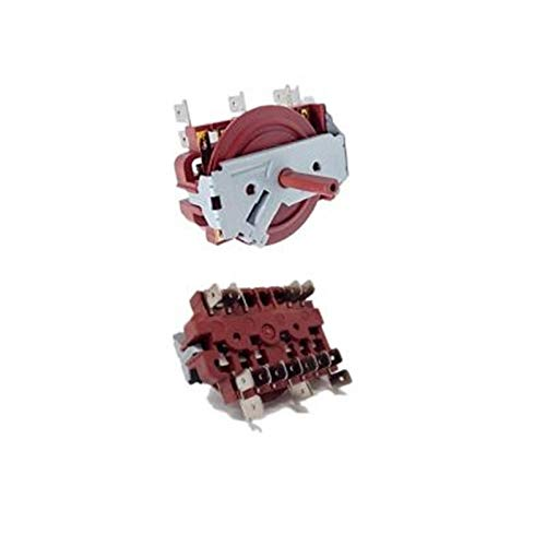 REPORSHOP - Selector Horno Teka Multifuncion 8 Posiciones 995444128, 99511412, 8304010
