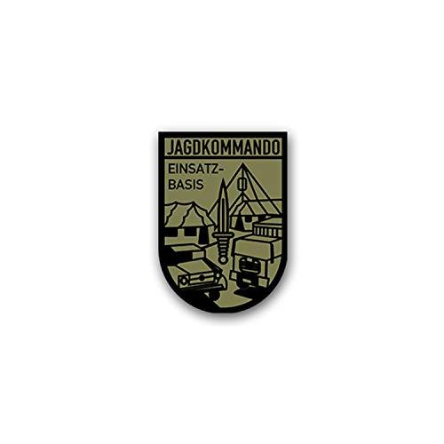 Aufkleber/Sticker Jagdkommando JaKdo Einsatzbasis Spezialeinheit 5x7cm#A2271
