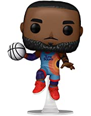 Funko 55974 POP Movies: Space Jam 2 - LeBron James (Leaping)