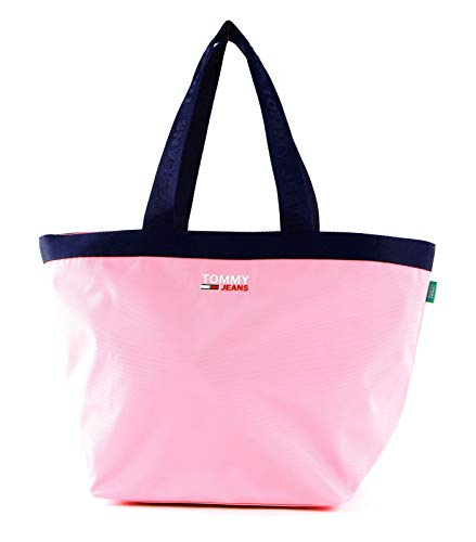 Tommy Hilfiger TJW Campus Tote Pink Daisy