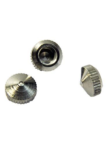 Junghans W838 W817 Gesloten wijzermoer zilver hoedmoer voor kwarts uurwerk