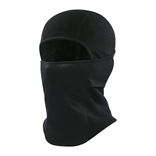 Balaclava Ski Mask- Windproof and Warmer Fleece Cold Weather Face Mask in Winter for Skiing...