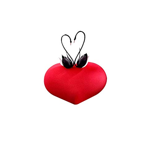 Best Price Nicole Silicone Cake Molds Heart Shape Handmade Soap Chocolate Candy Mould Cake Baking Mo...