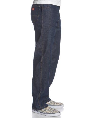 Dickies Men's Regular Fit 5-Pocket Jean,Indigo Blue,36x32
