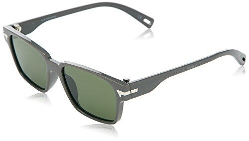 G-STAR RAW GS623S Thin Komari Rechteckig Sonnenbrille 52, Grün