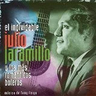 Mas Romanticos Boleros by Julio Jaramillo (1999-10-24)
