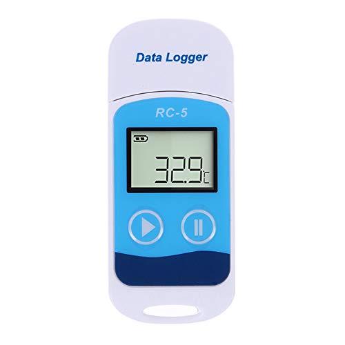Zjego - Datalogger USB, registratore di temperatura con display LCD