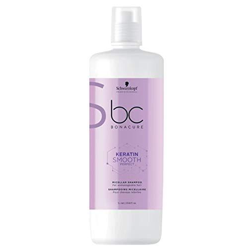 petit un compact Schwarzkopf Smooth Perfect Professional Keratin Shampoo