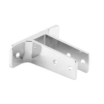 Sentry Supply 650-6446 Extra Long Urinal Bracket, 1-Inch, Chrome