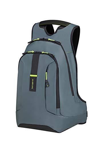Samsonite Paradiver Light - 15.6 Inch Laptop Backpack L+, 43 cm, 24 Litre, Grey (Trooper Grey)