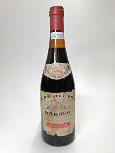 Vintage Bottle - Luigi Bosca & Figli Barolo Riserva DOC 1966'Il Re dei Vini' 0,75 lt. - COD. 2499
