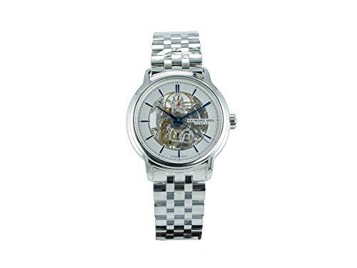 Raymond Weil maestro scheletro orologio automatico, 39,5mm, 2215-st-65001