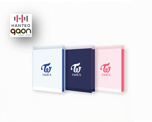 JYP Ent Twice - Taste of Love [Taste + Fallen + In Love Full Set ver.] (The 10th Mini Album) [Pre Order] 3CD+3Photobook+3Folded Poster+Others with Tracking, Extra Decorative Stickers, Photocards