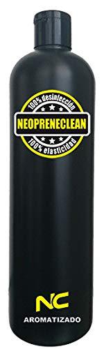 NeopreneClean 500 ml. Producto Recomendado por la FES. Desinfecta, desodoriza y conserva la Elasticidad.