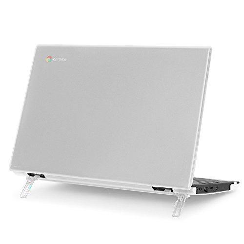 mCover Hard Shell Case for 2018 11.6' Lenovo 100E Series Chromebook Laptop (NOT Fitting Lenovo 300E Windows & N21 / N22 / N23 / 300E / 500E / Flex 11 Chromebook) (C100E Clear)