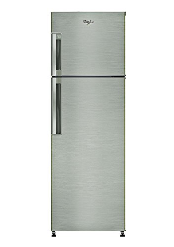 Whirlpool 245 L 3 Star Frost Free Double Door Refrigerator(Neo FR258 Roy 3S, Silver)